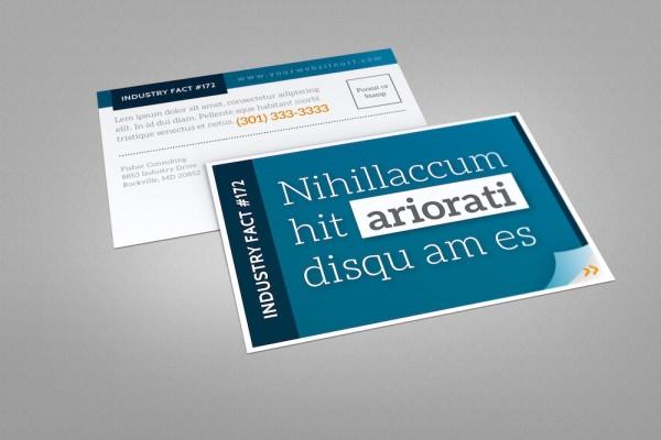 Modern Postcard (Template)