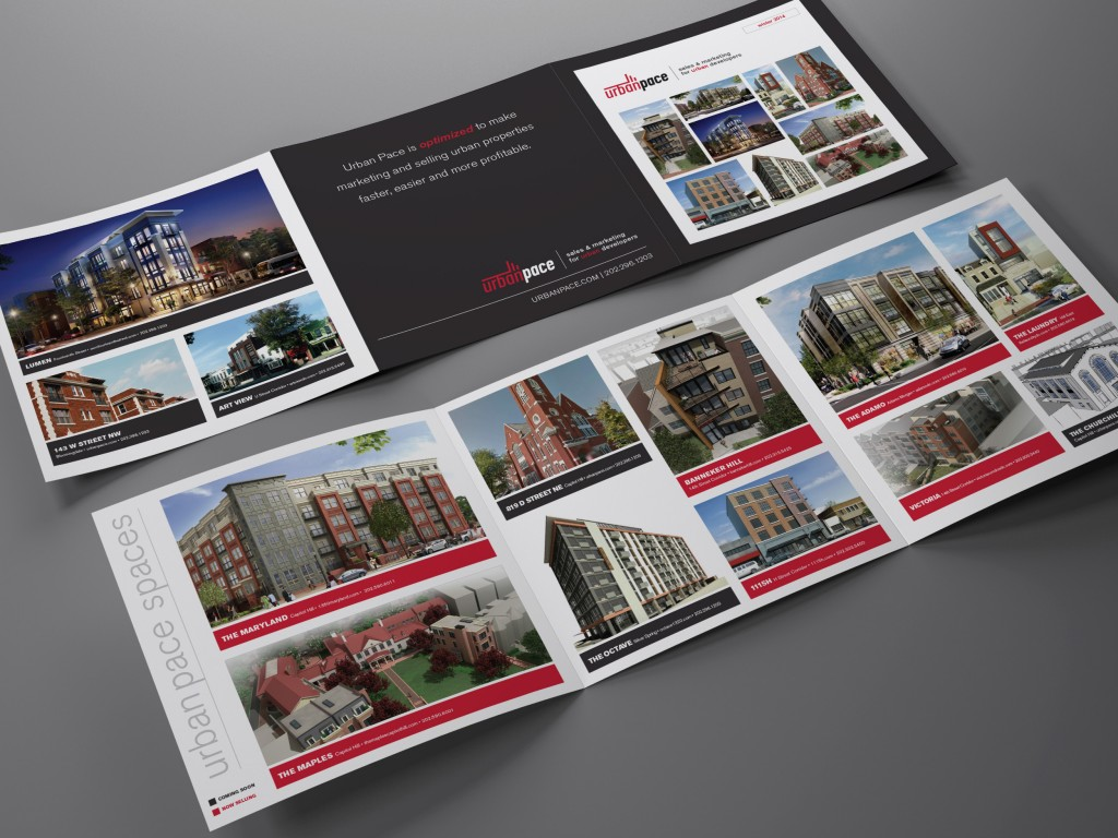 Urban Pace Square Brochure