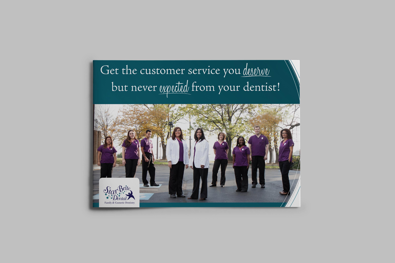 Large Dental Brochure